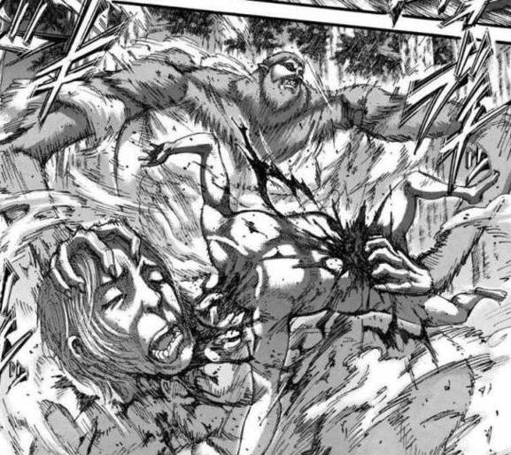 Riview Manga Chapter 113 Shingeki No Kyojin