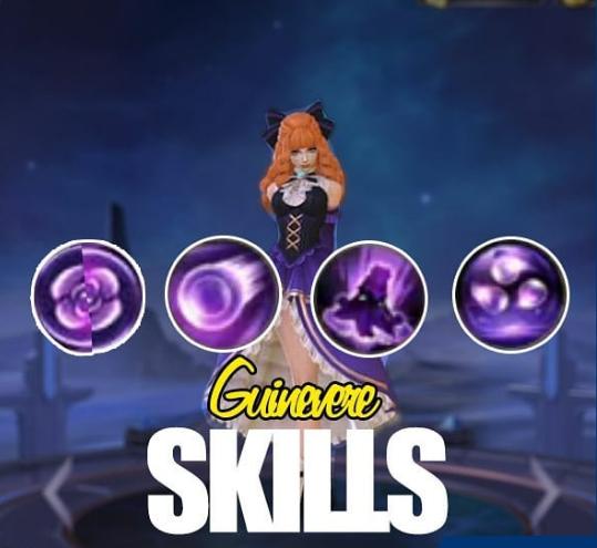 Guinevere Skills