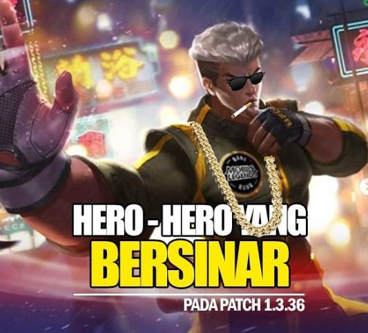 Hero-Hero Yang Bersinar