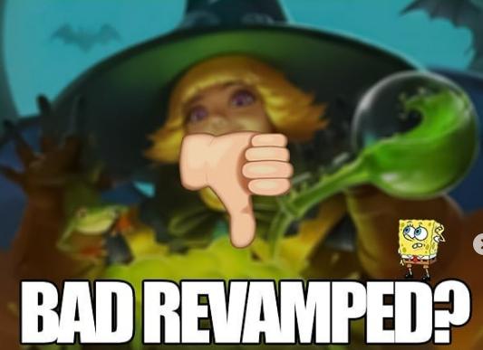 Lolita Bad Revamped