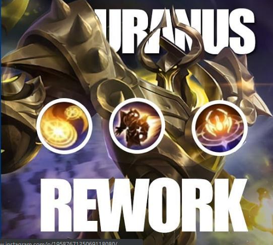 Uranus Rework