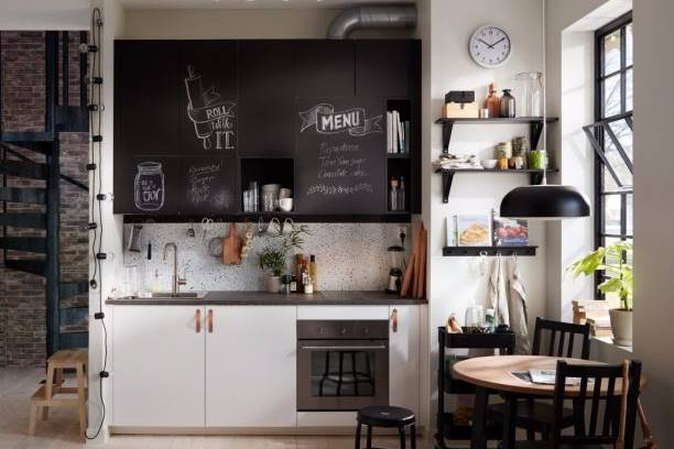 Tidak Perlu Mahal, Dapur Set Minimalis Ini Bisa Dibuat Contoh