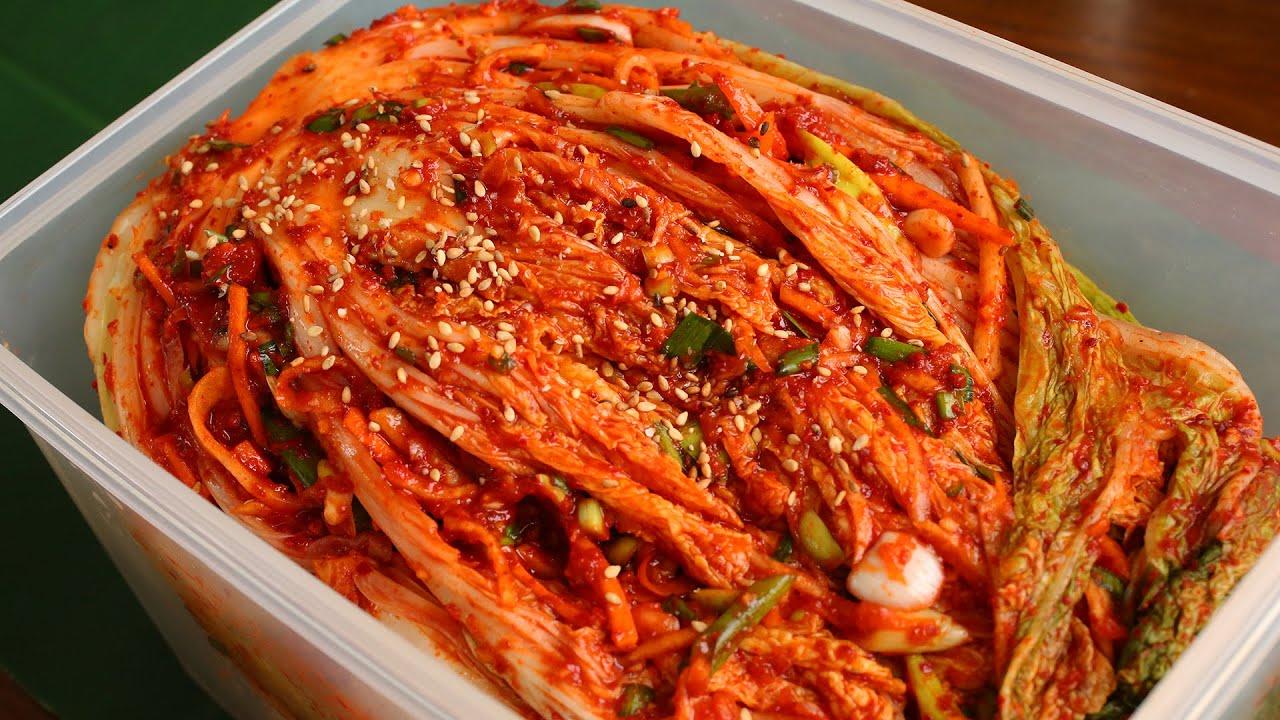 Manfaat Dari Kimchi Yang Jarang Diketahui