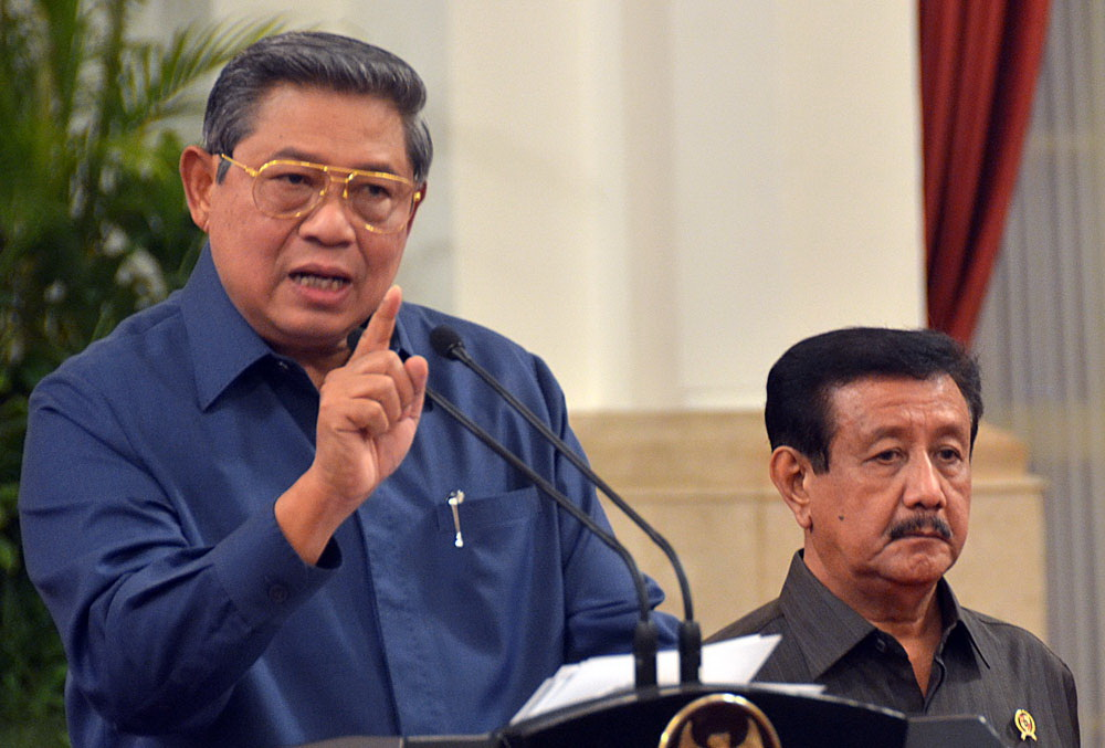 SBY Berkata Setelah Bertemu Dengan Presiden Jokowi, Dirinya, AHY dan Partai Demokrat Diserang