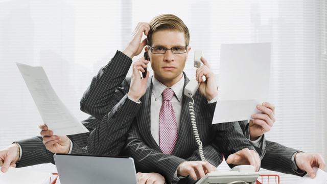 Beberapa Jenis Pekerjaan Paling Stres di Dunia