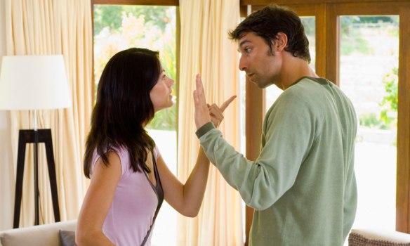 Manfaat Baik Bertengkar Dengan Pasangan Kita