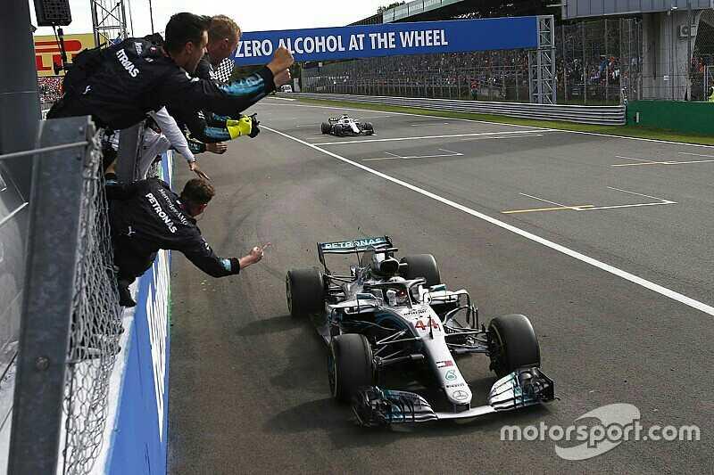 Hamilton juara F1 di Spanyol, Apakah keberuntungan