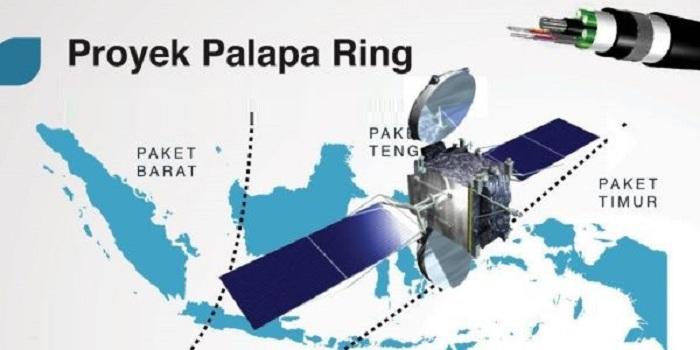 Palapa Ring Rampung, Tiba Saatnya Indonesia Menikmati Internet Berkecepatan Tinggi