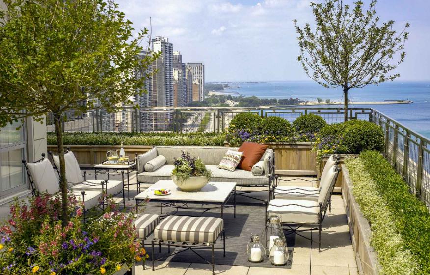 Hal Yang Wajib Kamu Perhatikan Untuk Membangun Roof Garden