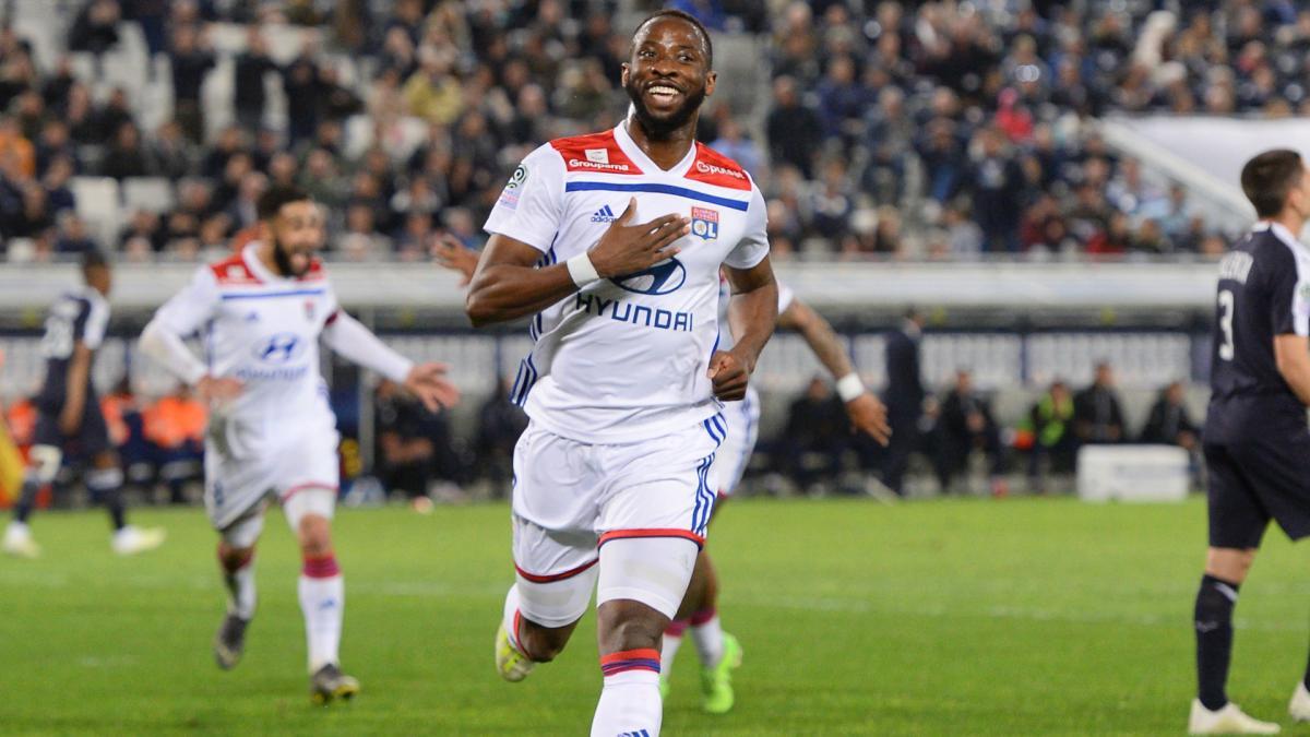 Diincar MU, Moussa Dembele Tertarik Pindah ke Old Trafford